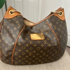 Authentic Louis Vuitton Good morning Galliera